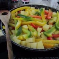 vegetariana quiche paso 2