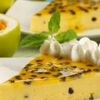 Frutto della passione tartlet