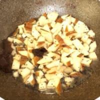 Tortelloni Noci e Gorgonzola alle pere e ricotta step 4