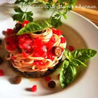 Spaghetti alla Norma a modo Mio step 5