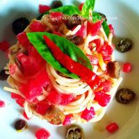 Spaghetti alla Norma a modo Mio step 9