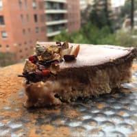 kuchen de datile y chocolate sin gluten paso 8