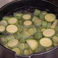 Gnocchi di Zucchine step 1