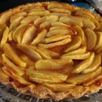 Hard Wheat Crostata With Apples step 8