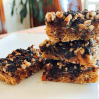 Energy Bars 4 ingredients