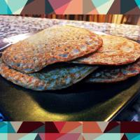 frittelle di farina d'avena