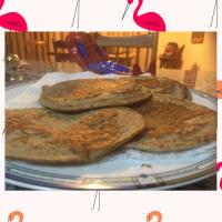 Tortitas de avena paso 3