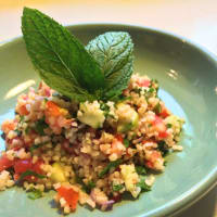 Tabouleh Of Bulgur