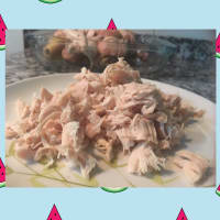 Sopa de pollo paso 4