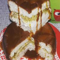 Cicciopancake al profumo di vaniglia con yogurt e pistacchio