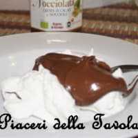 Mousse di crema chantilly e nocciola step 3