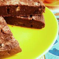 negro o pastel pastel de pan paso 5