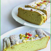 Banana Bread with Avocado and Lemon Gluten Free