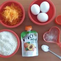 Muffins de Zanahoria para niños! paso 1
