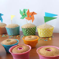 Muffins de Zanahoria para niños! paso 4