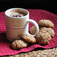 Oatmeal Cookies and Carrot