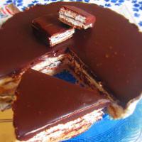 Pastel de queso Kinder Pingui sin cocinar y sin cola de pescado