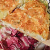 Tortilla de huevo y perejil patatas paso 5