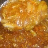 Mermelada de naranja y limón paso 15