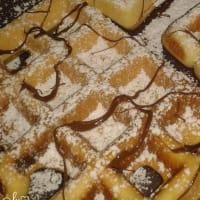 Waffle con farina integrale step 5