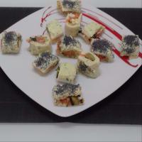 Sushi de estilo italiano ... !!!