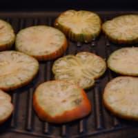 Melanzane di Rotonda grigliate step 2
