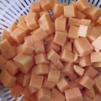 Pasta al forno gratinata con zucca e besciamella step 1