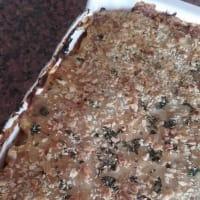 Pasta au gratin al horno con salsa de calabaza y paso 10