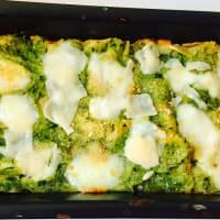 Lasagne di pane carasau step 7