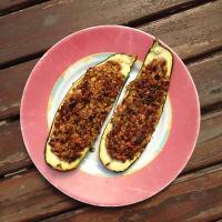 zucchine ripiene step 5