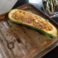zucchine ripiene step 3