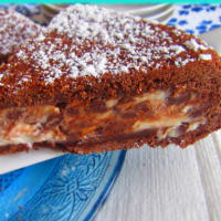 Crostata Morbida Al Cacao Con Ricotta E Mascarpone