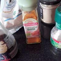 Vellutata di cavolo viola, carote e zenzero con crostini aromatizzati step 4