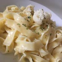Salsa de coliflor para fetuchini o pastas