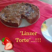 Linzer Torte (Chocolate)