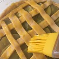tarta de manzana paso 8