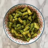 Pesto vegano con anacardi