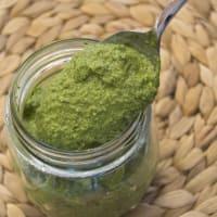 Pesto vegano con anacardi step 3