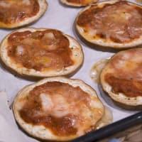 Pizzette veg di melanzane step 5