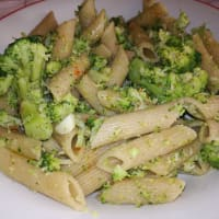 Pasta y brócoli