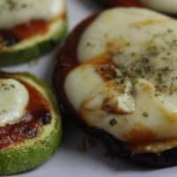 verdure Pizzetas