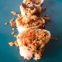 3) Calamaro di couscous