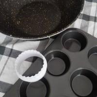 Tortini di riso alla curcuma step 1