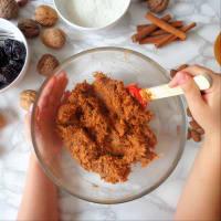 Bocconcini al cocco e carote step 2