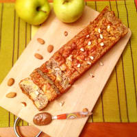 pan de canela de Apple