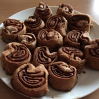 Fit Cinnamon Rolls