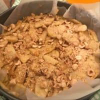 Torta di mele integrale step 6