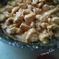Bocconcini di pollo al burro di arachidi step 6