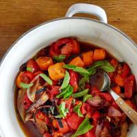 Sopa rústica de tomates paso 4