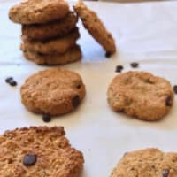 Oatmeal Cookies with chocochips